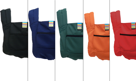 Various colors to choose from